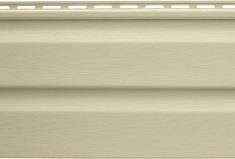 Панель виниловая Альта-Сайдинг кремовая, 3,66м